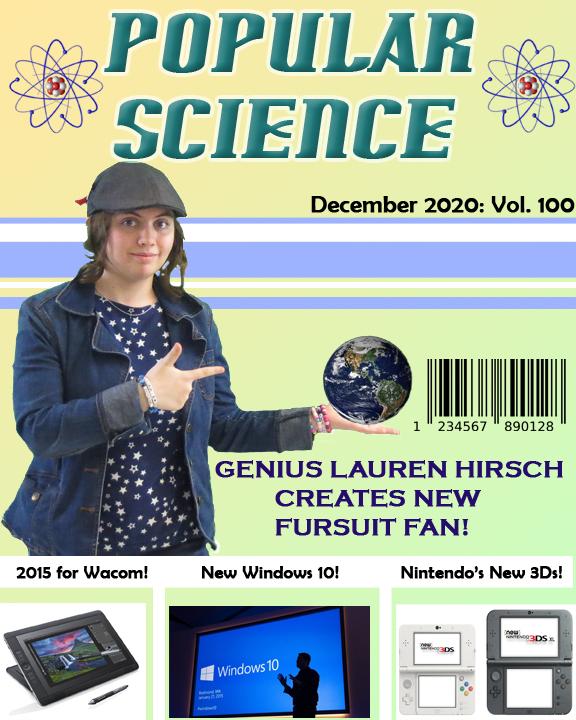 Popular Cover Lauren